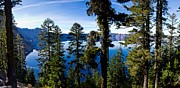 Crater Lake Prints - Crater Lake National Park Print by Twenty Two North Photography