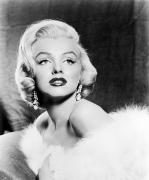 Monroe Photo Metal Prints - Marilyn Monroe (1926-1962) Metal Print by Granger