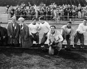Sports Photo Prints - Silent Film Still: Sports Print by Granger