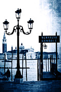 Contrasty Acrylic Prints - Venezia Acrylic Print by Joana Kruse