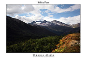 Signed Photos - White Pass by William Jones