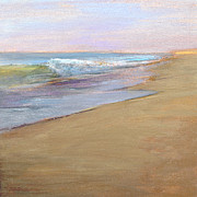 Summer Beach Ocean Framed Prints - RCNpaintings.com Framed Print by Chris N Rohrbach