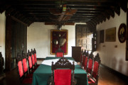 17th Photos - 17th Centruy Meeting Room by Douglas Barnett