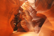 Southwest Usa Framed Prints - Antelope Canyon Framed Print by Jacek Joniec