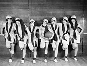 Sports Uniform Prints - Silent Film Still: Sports Print by Granger