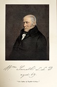 Wollaston Prints - 1838 William Smith Father Of Uk Geology Print by Paul D Stewart