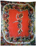 Large Tapestries - Textiles - 19 by Mildred Thibodeaux