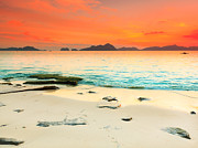 Palawan Prints - Seascape Print by MotHaiBaPhoto Prints