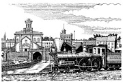 John Cullen - 1900 Brockville Train...