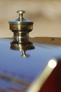 Hoodies Photos - 1907 Panhard et Levassor Hood Ornament by Jill Reger
