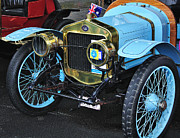 1909 Delage Model F - Vintage Car Print by Kaye Menner