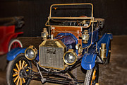 Ford Model T Car Prints - 1911 Ford Model T Print by Douglas Barnard