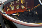 Hispano Suiza Photos - 1912 Hispano-Suiza 15-45 HP Alfonso XIII Jaquot Torpedo Dashboard by Jill Reger