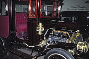 Ford Model T Car Prints - 1919 Ford Model-T Print by Sally Weigand
