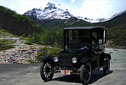 Ford Model T Car Prints - 1921 Ford Model T Print by Tim McCullough