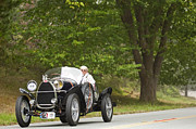 Bugatti Vintage Car Photos - 1923 Bugatti Type 23 Brescia Lavocat et Marsaud by Jill Reger