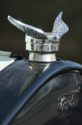 Model T - 1925 Ford Model T Hood Ornament by Jill Reger