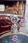Hoodies Photos - 1925 Stutz Speedway Six Sportbrohm  Hood Ornament by Jill Reger