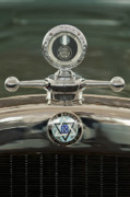Hoodies Photos - 1926 Dodge Woody Wagon Hood Ornament by Jill Reger