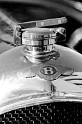 Radiator Cap Photos - 1927 Bentley Hood Ornament 2 by Jill Reger