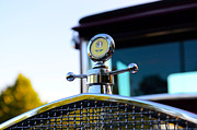 Radiator Cap Photos - 1927 Ford Model A radiator cap by Paul Ward