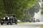 Fixed Art - 1929 Bentley Speed Six Gurney Nutting Fixed Head Coupe by Jill Reger