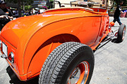 Classic Ford Roadster Prints - 1929 Ford Roadster . 5D16495 Print by Wingsdomain Art and Photography