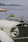 Hood Ornaments And Emblems - 1929 Mercedes-Benz S Tourer Hood Ornament by Jill Reger