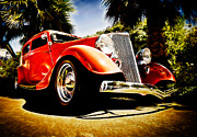 Custom Auto Photos - 1930s Ford Tudor by Phil