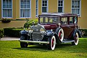 Christopher Holmes - 1931 Cadillac V12