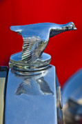 Hoodies Photos - 1931 Ford Model A Quail Hood Ornament by Jill Reger