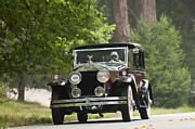 Shows Posters - 1931 Rolls-Royce Phantom I Brewster St. Andrews Poster by Jill Reger