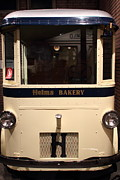 Delivery Truck Posters - 1931 Twin Coach Helms Bakery Delivery Truck . 7D17462 Poster by Wingsdomain Art and Photography