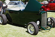 Classic Ford Roadster Prints - 1932 Ford Roadster . 5D16174 Print by Wingsdomain Art and Photography