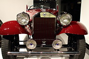 Fiat Framed Prints - 1932 Lancia Dilambda Tourer - 7D17207 Framed Print by Wingsdomain Art and Photography