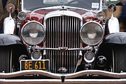 Valuable Framed Prints - 1933 Duesenberg Model J - D008167 Framed Print by Daniel Dempster