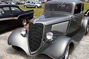 Sportscar Photos - 1934 Ford Coupe 7d15177 by Wingsdomain Art and Photography