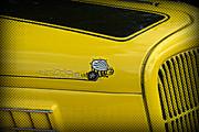 Tim McCullough - 1935 Dodge Bumble Bee