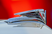 Hoodies Photos - 1935 Ford V8 Hood Ornament 3 by Jill Reger