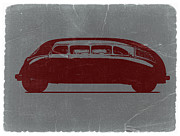 Old Car Digital Art - 1936 Stout Scarab by Irina  March