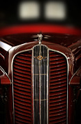 Grille Originals - 1937 Dodge Half-Ton Panel Delivery Truck by Gordon Dean II