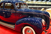 Deluxe Photos - 1938 Ford Deluxe Coupe . 7D9191 by Wingsdomain Art and Photography