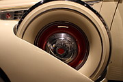 Hood Ornaments Art - 1939 Packard Super Eight Phaeton - 7D17405 by Wingsdomain Art and Photography
