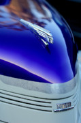 1939 Pontiac Coupe Hood Ornament 3 Print by Jill Reger