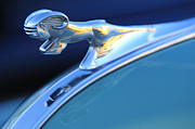Ram - 1940 Dodge Ram Hood Ornament by Jill Reger