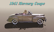 Robert Bissett - 1941 Mercury Coupe