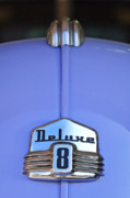 Hoodies Photos - 1942 Ford Hood Ornament by Jill Reger