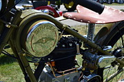 Bicycle Photos - 1944 Simplex Sport by Michelle Calkins