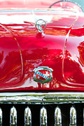 Transportation Framed Prints Prints - 1946 Buick Front  Print by Brooke Roby