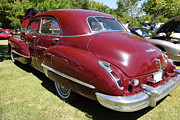 Sportscar Photos - 1947 Cadillac . 5D16184 by Wingsdomain Art and Photography